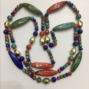 """Vintage Beaded Approx 45"""" long!"""